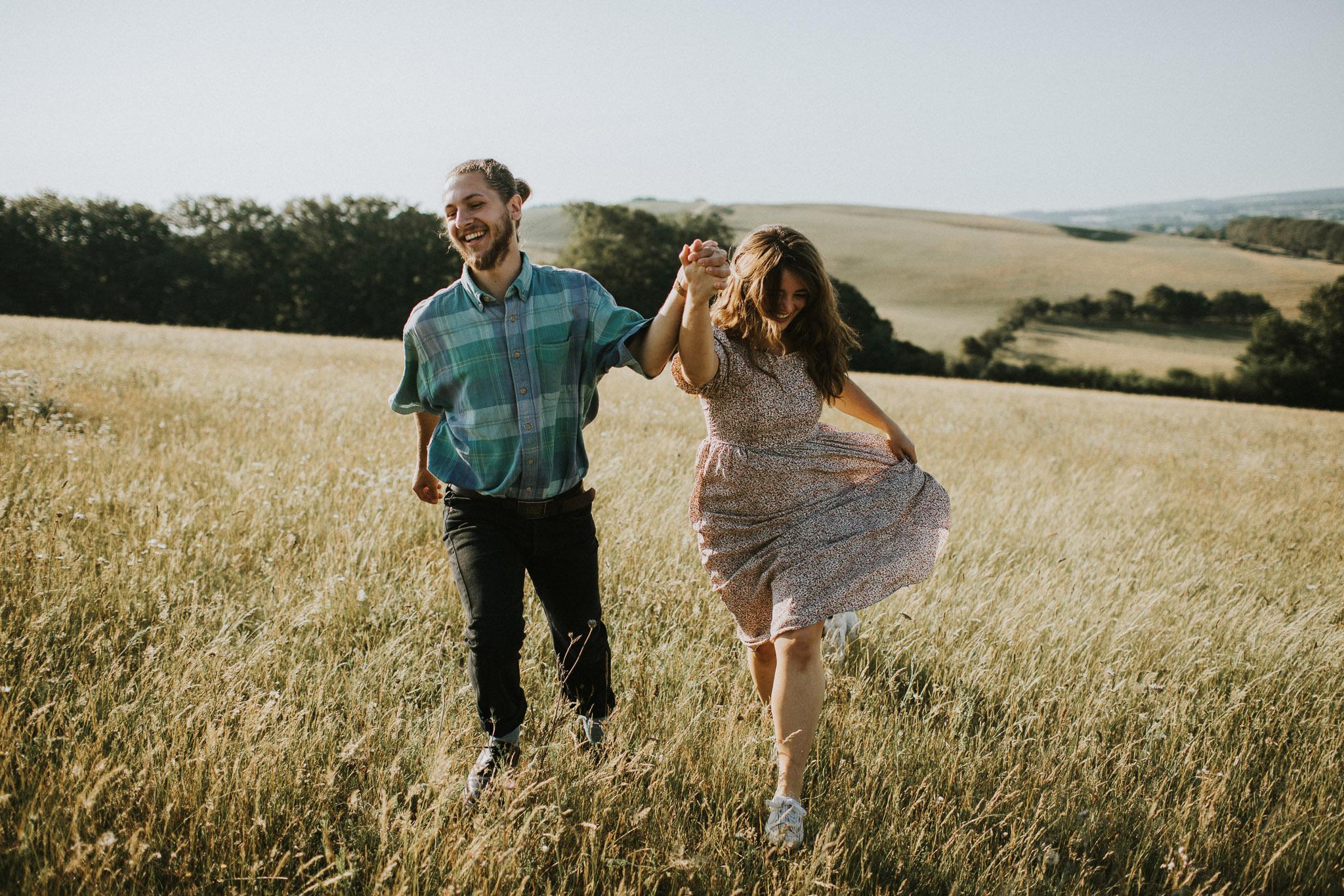 Kent-pre-wedding-Meadow-portraits