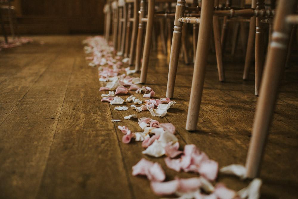 Winter Barns Wedding Photography