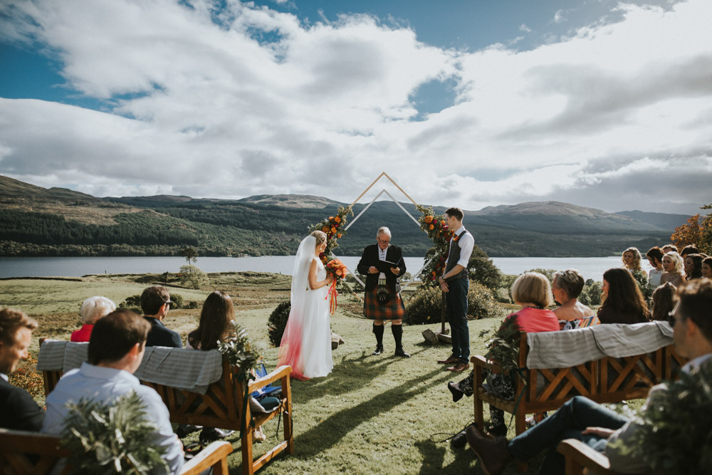 Highland Wedding Adventure