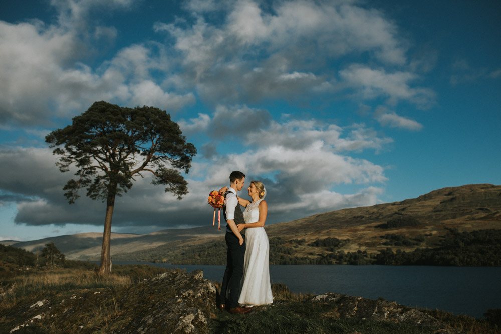 Highland Wedding Adventure