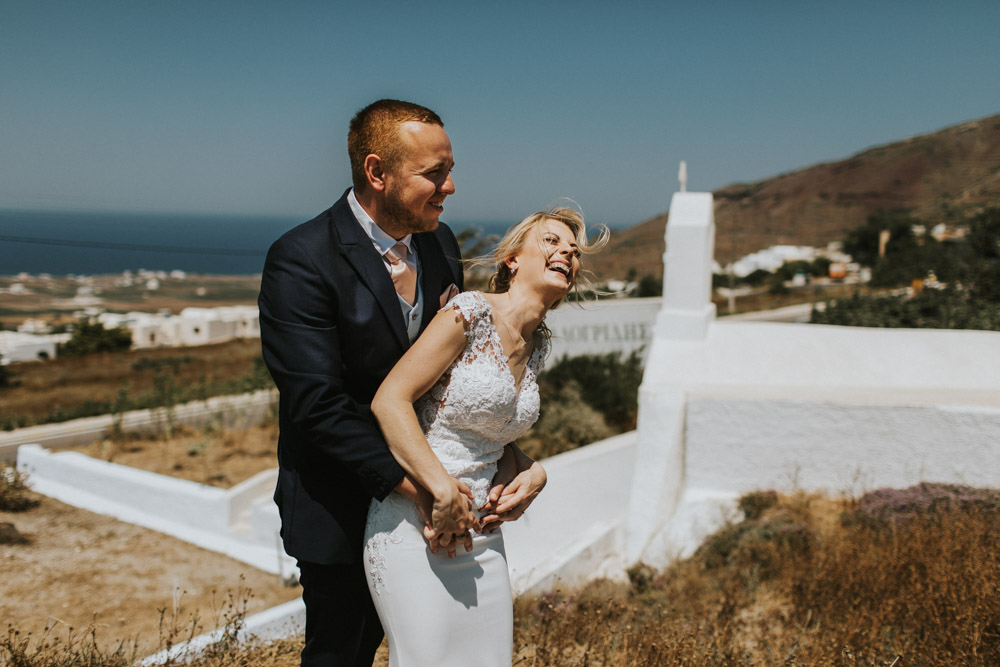 Santorini Wedding Photography