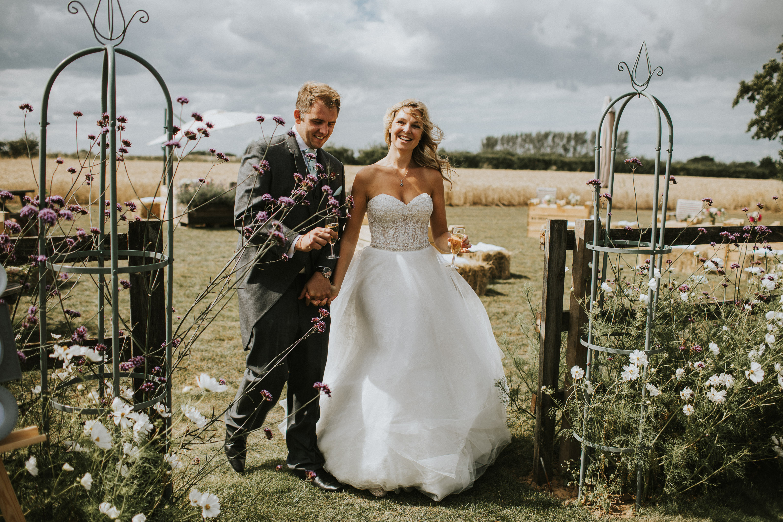 Countryside Wedding Photography